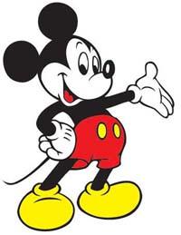 Walt Disney Mikey Mouse
