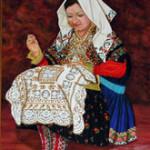 Ricami e Tradizioni Popolari a Lagartera
