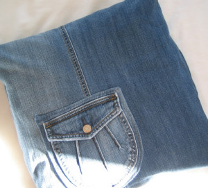 riciclare jeans