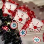 Decorazioni Natalizie – Calendario Dell'Avvento