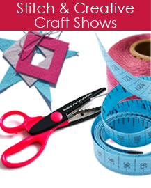 stitch & creative craft shows