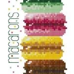 Schema di Ricamo a Punto Croce – Macarons