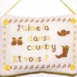 Punto Croce – Country