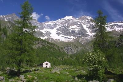 Versante Valsesiano Monte Rosa