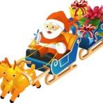Punto Croce Schemi di Natale