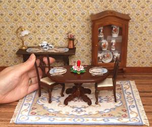 accessori da ricamare per case da bambola