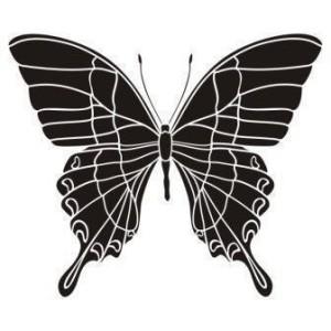 sagoma farfalla mod. 08