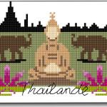 Cartoline a Punto Croce – Thailandia