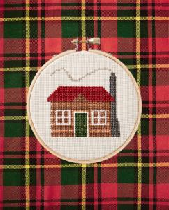 casa punto croce