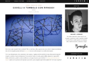 Gioielli A Tombolo