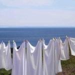 Lavare Un Tessuto Ricamato